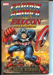 Captain America And The Falcon: Madbomb-Jack Kirby-2004-PB-VG/FN