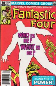 Fantastic Four (1961 series) #234, VF (Stock photo)