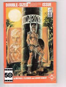 Warlord #100DC Comic BookSkartaris Unchained Adam Kubert HH2