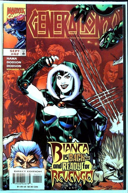 Generation X #42 (1998)