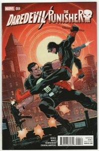 Daredevil Punisher #4 (Marvel, 2016) VF/NM