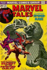Marvel Tales (2nd Series) #55 FN; Marvel | save on shipping - details inside