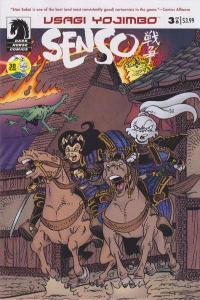 Usagi Yojimbo: Senso #3, NM (Stock photo)