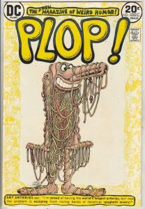 PLOP! #2 (Dec-73) VF+ High-Grade