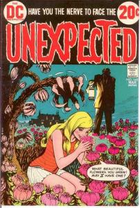 UNEXPECTED (TALES OF) 145 VF+    March 1973 COMICS BOOK