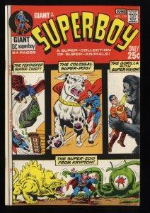 Superboy #174 FN 6.0 DC Comics Superman
