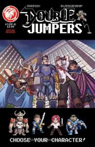 Double Jumpers #1 VF/NM; Action Lab | save on shipping - details inside