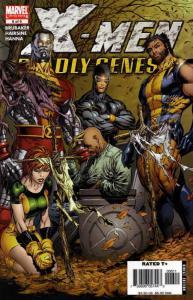 X-Men: Deadly Genesis #6 VF/NM; Marvel | save on shipping - details inside