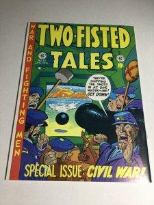 Two-fisted Tales 1 Nm- Near Mint- EC Classics Magazine