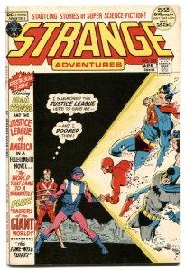Strange Adventures #235 1972-Adam Strange- VG+