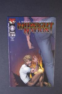Midnight Nation #8 July 1st Printing j. Michael Straczynski