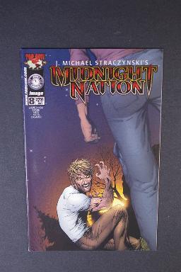 Midnight Nation #8 July 1st Printing j. Michael Straczynski