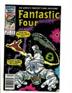 13 Fantastic Four Marvel Comics 297 298 299 301 305 307 308 318 319 320 + J508