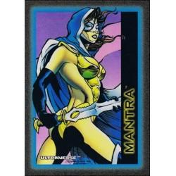 1993 Skybox Ultraverse: Series 1 MANTRA #19