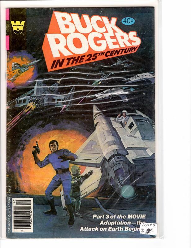 Buck Rogers (1964) #4 Whitman Fine/VF (7.0)