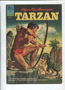 TARZAN #131 1962-DELL-EDGAR RICE BURROUGH-VF