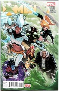 Extraordinary X-Men #1 (Marvel, 2016) VF/NM
