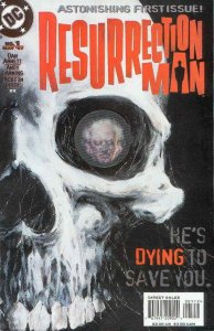 Resurrection Man #1 (2nd) VG; DC | low grade comic - save on shipping - details