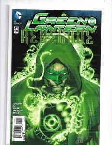 GREEN LANTERN  (2011 Series)  (DC NEW52) #41 Near Mint Comics Book  nw118