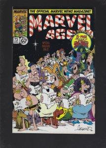 Marvel Age #73 (1989)