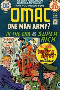 OMAC #2 VF/NM; DC   save on shipping - details inside