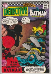 Detective Comics #360 (Feb-67) VF/NM+ High-Grade Batman