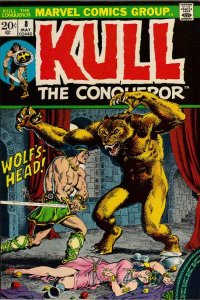Kull The Conqueror #6 (ungraded) stock photo ID# B-10