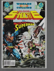 Blood Syndicate #16 (C, 1994)