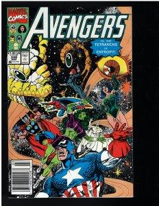 Avengers #330 (Marvel, 1991)
