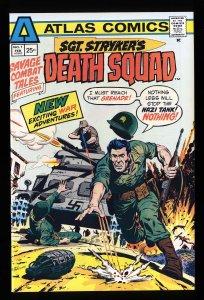 Savage Combat Tales #1 NM+ 9.6