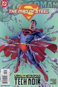 Superman: The Man of Steel #125, NM (Stock photo)