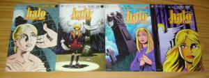 Halo: An Angel's Story #1-4 VF/NM complete series - sirius comics set lot 2 3
