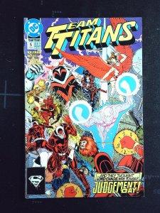 Team Titans #5 (1993)