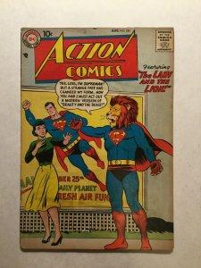 Action Comics 243 Good/Very Good Gd/Vg 3.0 Dc Comics
