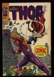 Thor #140 VF+ 8.5 Marvel Comics