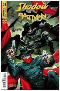 Shadow Batman #1 Cvr G (DC, 2017) NM