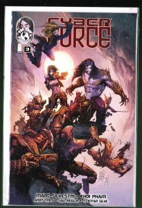 Cyber Force #3 (2013)