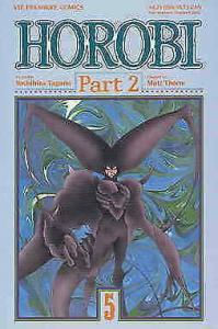 Horobi Part 2 #5 VF/NM; Viz | save on shipping - details inside