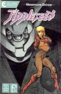 Appleseed Book 2 #3 FN; Eclipse | save on shipping - details inside