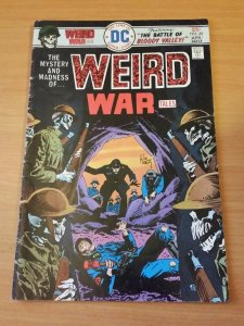 Weird War Tales #45 ~ FINE - VERY FINE VF ~ 1976 DC COMIC