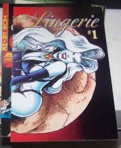 Lady Death In Lingerie #1 (Aug 1995, Chaos! Comics)