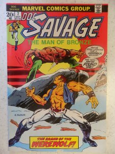 DOC SAVAGE # 7