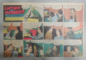 Captain Midnight Sunday by Jonwon  from 6/4/1944 Half Page Size!