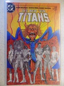 NEW TEEN TITANS # 4