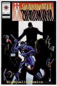 SHADOWMAN #8, VF/NM, Valiant, 1st Master Darque, Dixon, unread, more in store