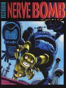 Nerve Bomb #0 VF/NM; Nerve Bomb | save on shipping - details inside