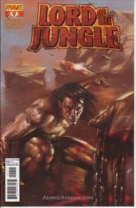 Lord of the Jungle #9 FN; Dynamite | save on shipping - details inside