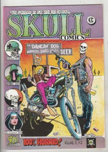 Skull # 2 strict VF/NM artist Irons, Jaxon