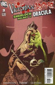Victorian Undead (Vol. 2) #3 VF/NM; WildStorm | save on shipping - details insid