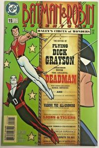 BATMAN & ROBIN ADVENTURES#15 VF 1997 DC COMICS
